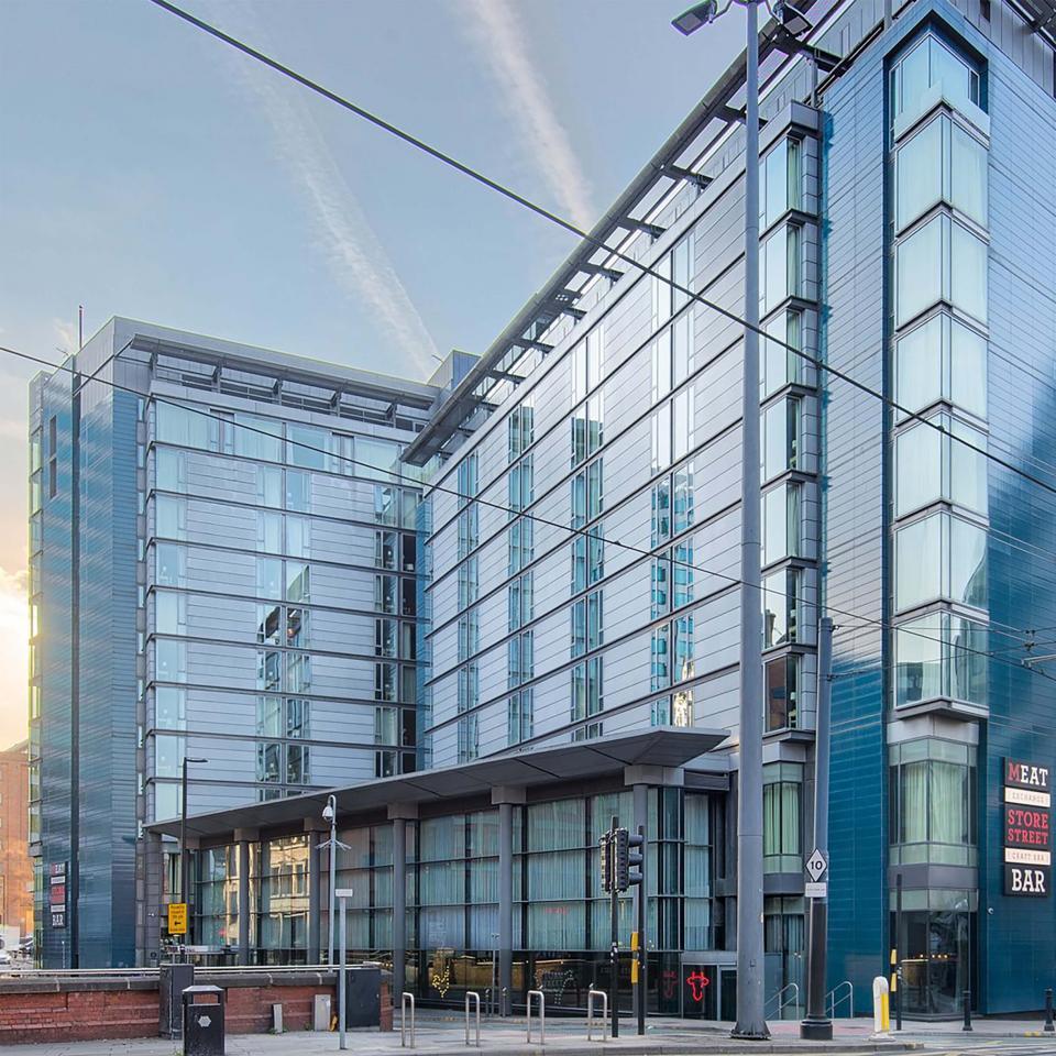 Doubletree Hilton Manchester